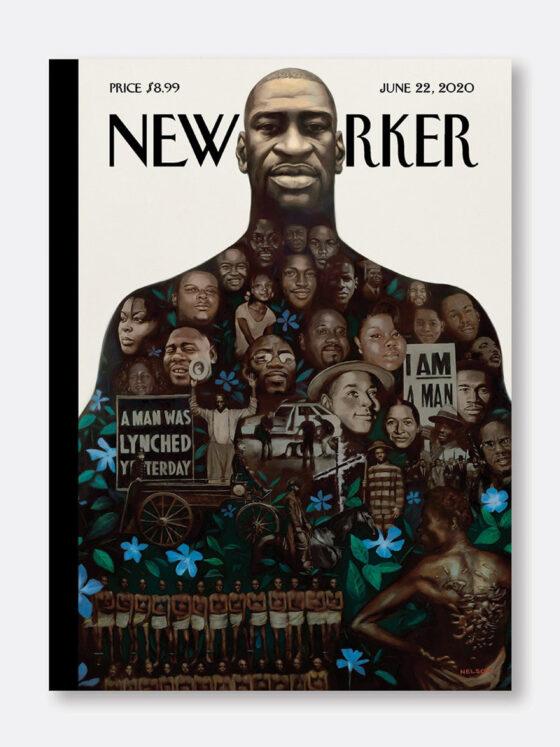 Portada de New Yorker de junio de 2020